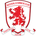 128x128px size png icon of Middlesbrough FC