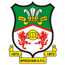 128x128px size png icon of Wrexham AFC