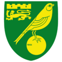128x128px size png icon of Norwich City