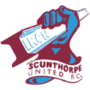 128x128px size png icon of Scunthorpe United