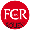 128x128px size png icon of FC Rouen