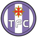 128x128px size png icon of Toulouse FC