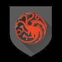 128x128px size png icon of Targaryen