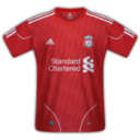 128x128px size png icon of Home Shirt 2010 2012