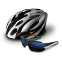 128x128px size png icon of Cycling