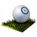 128x128px size png icon of Soccer