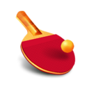 128x128px size png icon of Table Tennis