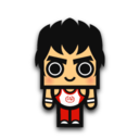 128x128px size png icon of Gymnastics