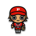 128x128px size png icon of Softball