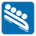 128x128px size png icon of Bobsleigh