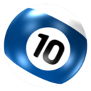 128x128px size png icon of Ball 10