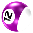 128x128px size png icon of Ball 12