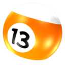 128x128px size png icon of Ball 13