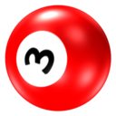 128x128px size png icon of Ball 3