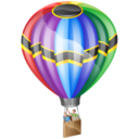 128x128px size png icon of ballooning