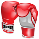 128x128px size png icon of boxing gloves