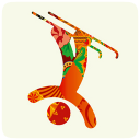 128x128px size png icon of sochi 2014 freestyle