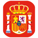 128x128px size png icon of Spain 2
