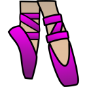128x128px size png icon of Ballet
