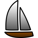 128x128px size png icon of Sailing