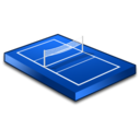 128x128px size png icon of Volleyball field