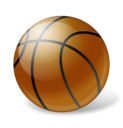 128x128px size png icon of Basketball Ball