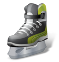 128x128px size png icon of Hockey IceSkate