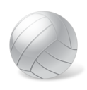 128x128px size png icon of Volleyball Ball