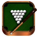 128x128px size png icon of Billiards