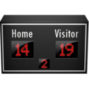 128x128px size png icon of scoreboard