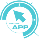 128x128px size png icon of Application