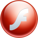 128x128px size png icon of Apps Flash
