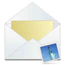 128x128px size png icon of Apps Mail
