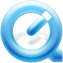 128x128px size png icon of Apps Quicktime