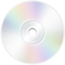 128x128px size png icon of Disk CD Alt