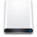 128x128px size png icon of Disk HD
