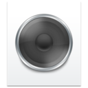128x128px size png icon of Filetype Audio