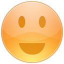 128x128px size png icon of Misc Smiley