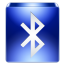 128x128px size png icon of Sign Bluetooth