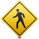 128x128px size png icon of Sign Public