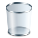 128x128px size png icon of System Recyclebin Empty