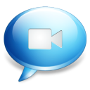 128x128px size png icon of apps ichat