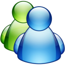128x128px size png icon of apps wlm alt