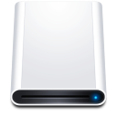 128x128px size png icon of disk hd removable