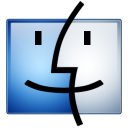 128x128px size png icon of misc mac logo