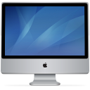 128x128px size png icon of system imac 8