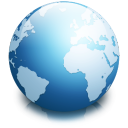 128x128px size png icon of system internet