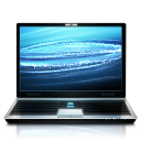 128x128px size png icon of laptop