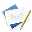 128x128px size png icon of E mail App