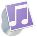 128x128px size png icon of Music App